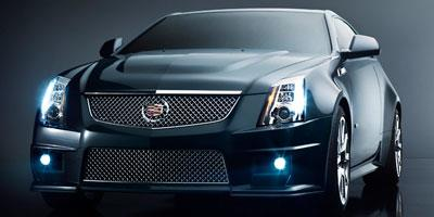 Cadillac CTS-V Coupe 2012 Coupe 2D V-Series