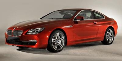 BMW 6 Series Sport 2012 Coupe 2D 650xi AWD