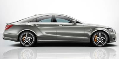 2012 Mercedes-Benz CLS-Class Prices and Values Sedan 4D CLS63 AMG