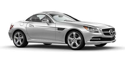 2012 Mercedes-Benz SLK-Class Prices and Values Roadster 2D SLK55 AMG