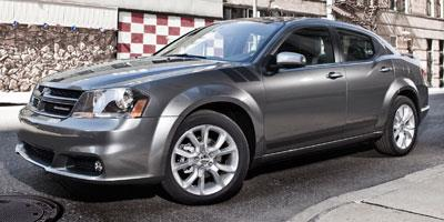 2012 Dodge Avenger Prices and Values Sedan 4D R/T