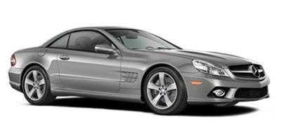 2012 Mercedes-Benz SL-Class Prices and Values Roadster 2D SL550