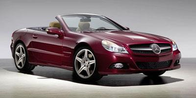 2012 Mercedes-Benz SL-Class Prices and Values Roadster 2D SL63 AMG