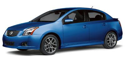 2012 Nissan Sentra Prices and Values Sedan 4D SE-R Spec V