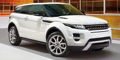 Land Rover Range Rover Evoque Coupe 2012 Utility 2D Dynamic 4WD