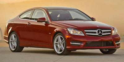 2012 Mercedes-Benz C-Class Prices and Values Coupe 2D C250