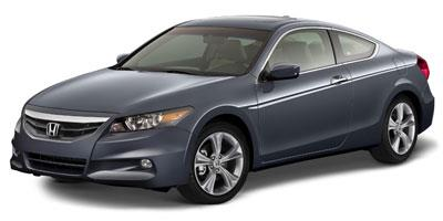 Honda Accord Cpe Coupe 2012 Coupe 2D EX