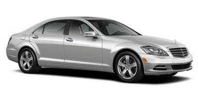 2012 Mercedes-Benz S-Class Prices and Values Sedan 4D S600