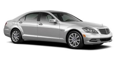 2012 Mercedes-Benz S-Class Prices and Values Sedan 4D S350 BlueTec AWD