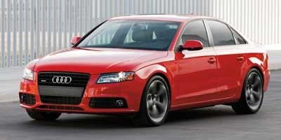 2011 Audi A4 Prices and Values Sedan 4D 2.0T