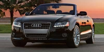 2011 Audi A5 Prices and Values Convertible 2D Quattro Premium Plus