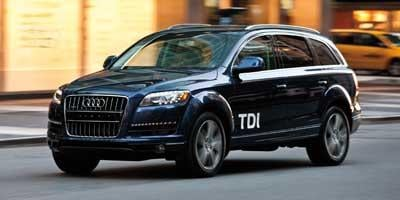 2011 Audi Q7 Prices and Values Utility 4D 3.0 TDI Premium Plus AWD