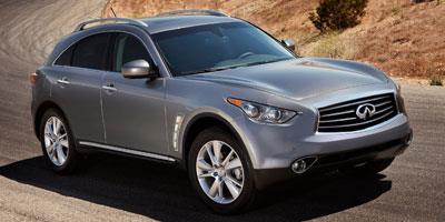 2012 INFINITI FX35 Prices and Values FX35 Limited AWD