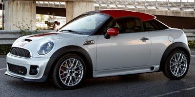 MINI Cooper Coupe Coupe 2012 Coupe 2D JCW