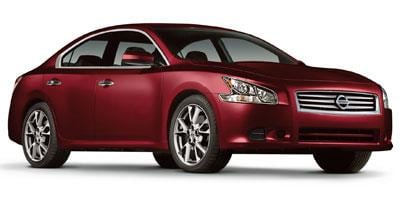 2012 Nissan Maxima Prices and Values Sedan 4D S
