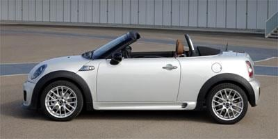 MINI Cooper Roadster Coupe 2012 Roadster 2D JCW