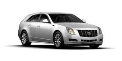 2013 Cadillac CTS Wagon Prices and Values Wagon 4D AWD