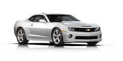 Chevrolet Camaro Coupe 2012 Coupe 2D 2SS V8