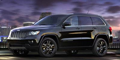 2012 Jeep Grand Cherokee Prices and Values Utility 4D Altitude 2WD