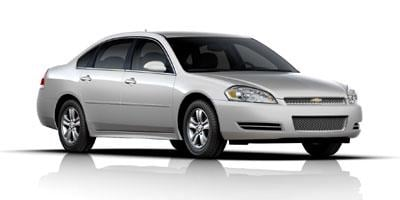 2012 Chevrolet Impala Prices and Values Sedan 4D LT