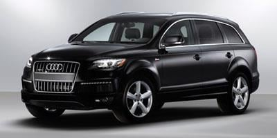 2013 Audi Q7 Prices and Values Utility 4D 3.0 Prestige S-Line AWD