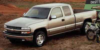 2002 Chevrolet Silverado 1500 Spec Performance