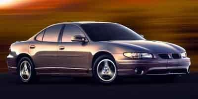 2002 Pontiac Grand Prix Prices and Values Coupe 2D GT