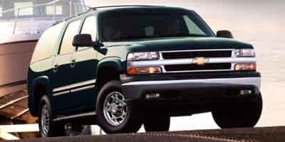 2002 chevy suburban review