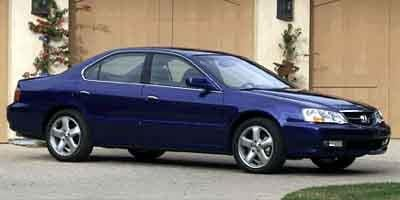 2002 Acura TL Prices and Values Sedan 4D 3.2 Type S Navigation