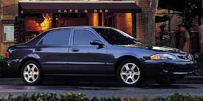 2002 Mazda 626 Prices and Values Sedan 4D ES (V6)