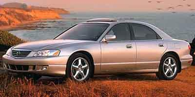 2002 Mazda Millenia Prices and Values Sedan 4D S Supercharged