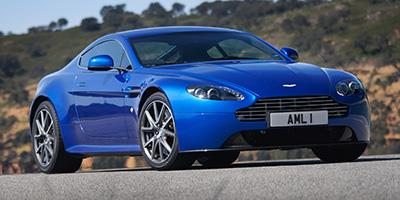2013 Aston Martin V8 Vantage Prices and Values 2 Door Coupe