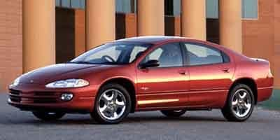 2002 Dodge Intrepid Prices and Values Sedan 4D SXT