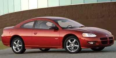 2002 Dodge Stratus Prices and Values Coupe 2D R/T