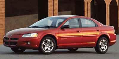2002 Dodge Stratus Prices and Values 2 Door Coupe