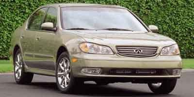 2002 INFINITI I35 Prices and Values Sedan 4D