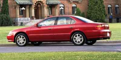 2000 Acura TL Prices and Values Sedan 4D 3.2 Navigation