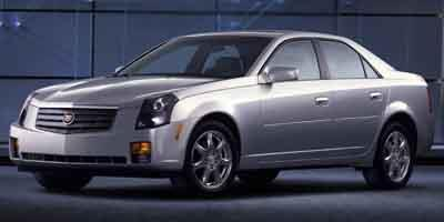 2003 Cadillac CTS Sedan 4D 3.2L Specs and Performance | Engine, MPG ...