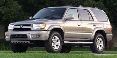 2002 Toyota 4Runner Utility 4D Limited 4WD