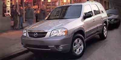 2002 Mazda Tribute Prices and Values Utility 4D ES 4WD