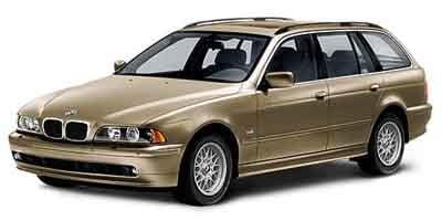 2003 Bmw 5 Series Reviews And Ratings Wagon 4d 525i