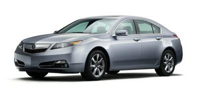 2014 Acura TL Prices and Values Sedan 4D Technology V6