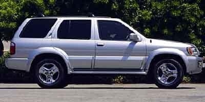 2002 INFINITI QX4 Prices and Values Utility 4D 2WD