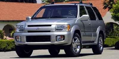 2003 INFINITI QX4 Prices and Values Utility 4D 2WD