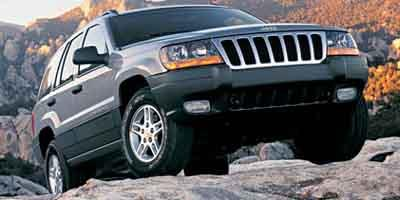 2002 Jeep Grand Cherokee Prices and Values Utility 4D Laredo 4WD