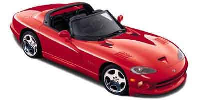 2002 Dodge Viper Prices and Values 2 Door Roadster