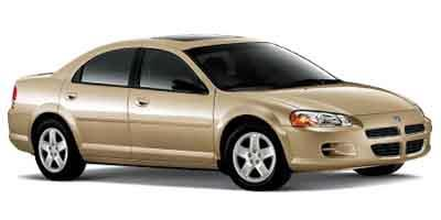 2002 Dodge Stratus Prices and Values Sedan 4D ES