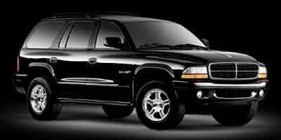 2003 Dodge Durango Prices and Values Utility 4D SLT 4WD