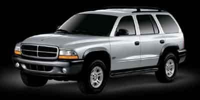2002 Dodge Durango Prices and Values Utility 4D SXT 4WD