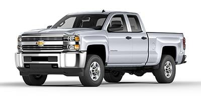 "2019 Chevrolet Silverado 2500HD 2WD Double Cab 158.1"" Work Truck"